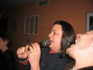 Karaoke with marseille