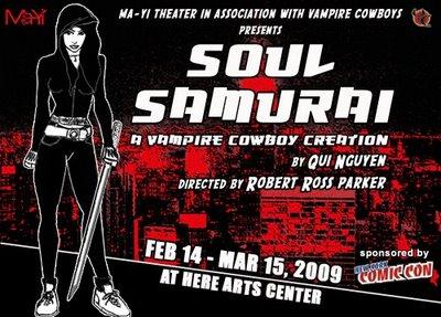 Soul Samurai Premiere Horizontal2