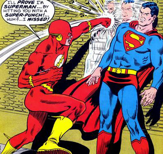 Flash punch supes