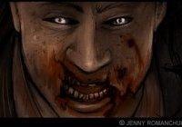 Me zombie by romanchuk