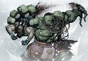 -Ultimate-Wolverine-VS-Hulk-