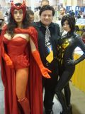 Scarlett witch, me, wasp