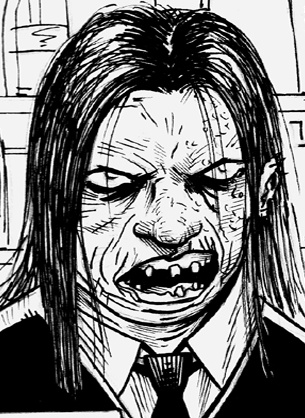 Zombartender in Bad Tipper whole with word balloons and title copy - Copy (2)