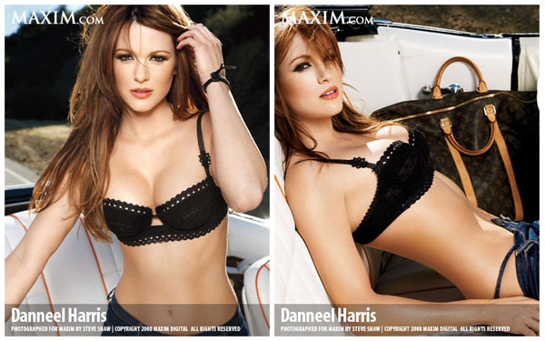 danneel harris without makeup