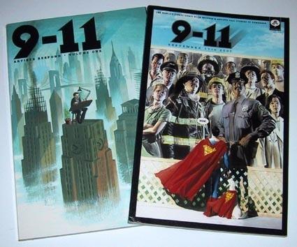 9-11 comic
