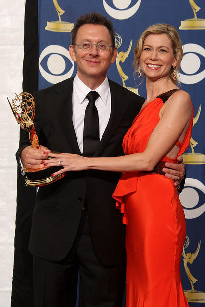 Emmys michael, carrie