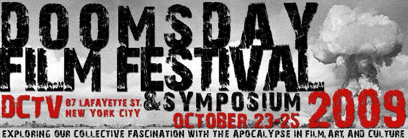 Doomsday film fest