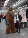 Chewbacca, gay han solo