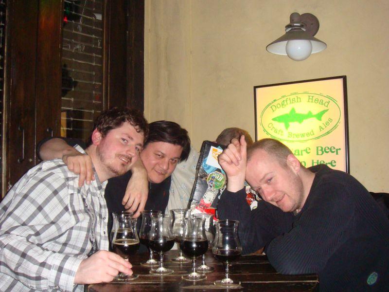Ben McCool, Me, John McCrea, Garth Ennis