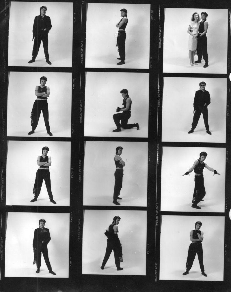 Street dance '87