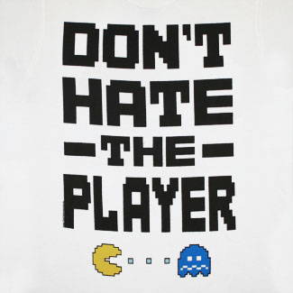 Pacman_Dont_Hate_The_Player_White_Shirt