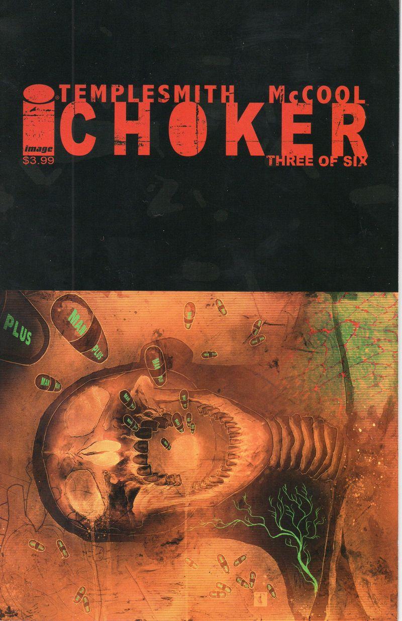 Choker 3 cover