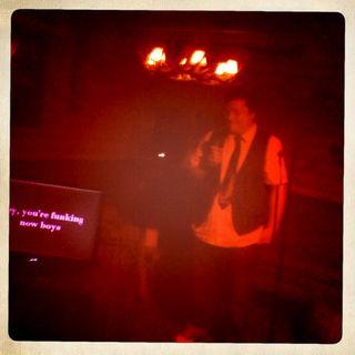 Me karaoke