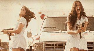 Machete twins
