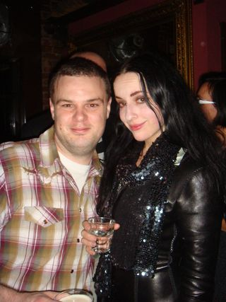 Matt, Molly Crabapple