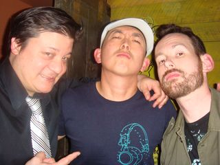 Dead Dog Party- Me, Andie Tong, Ben Templesmith