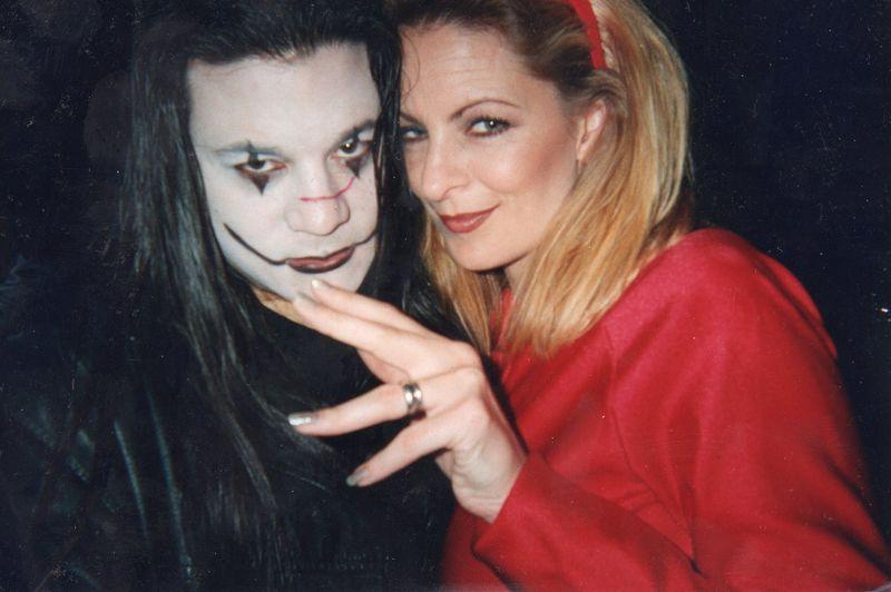 Me, jen bustamante halloween 97