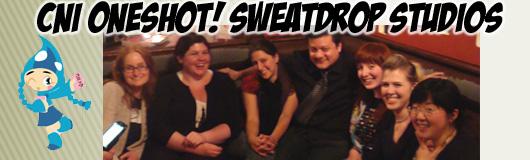 OneShot-Sweatdrop