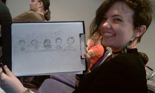 Jennie doodle (2)