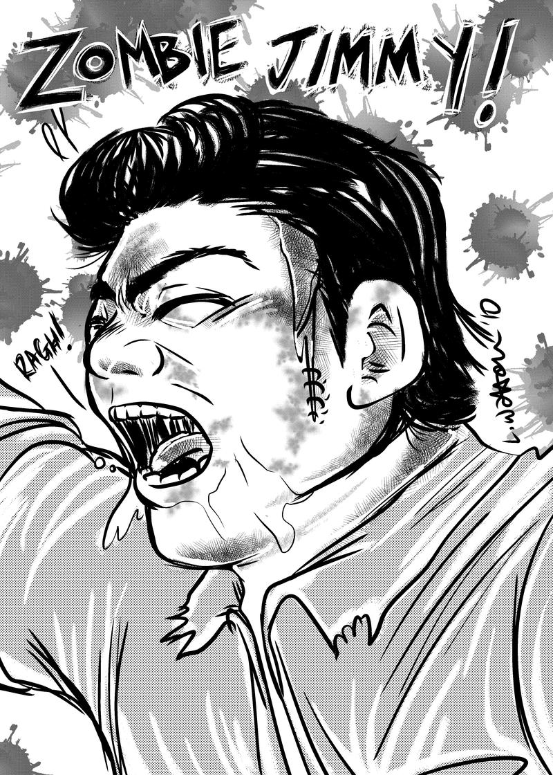 Zombie_jimmy_large by Laura Watton