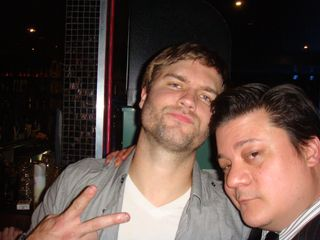 Marvel Party - Scott Porter, Me