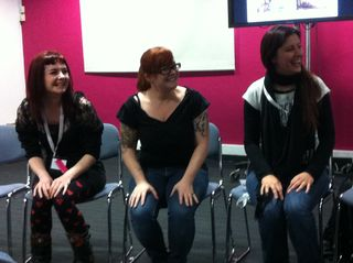 Kate brown, becky cloonan, emma vieceli