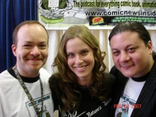 Joe, blair, me - nycc07