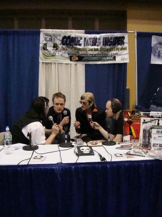 Venture bros interview