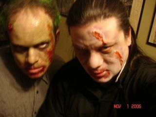Zombie podcasters