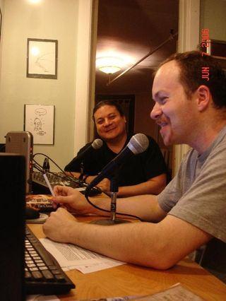 Me and joe 2006