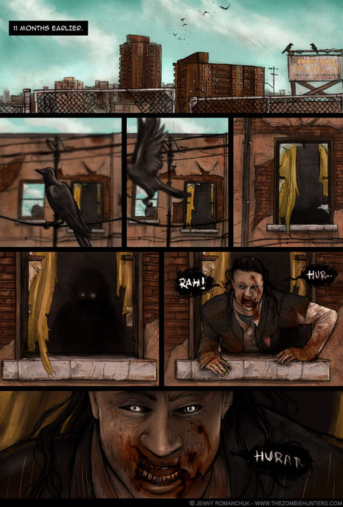 The zombie hunters - chapter 5 - page 130