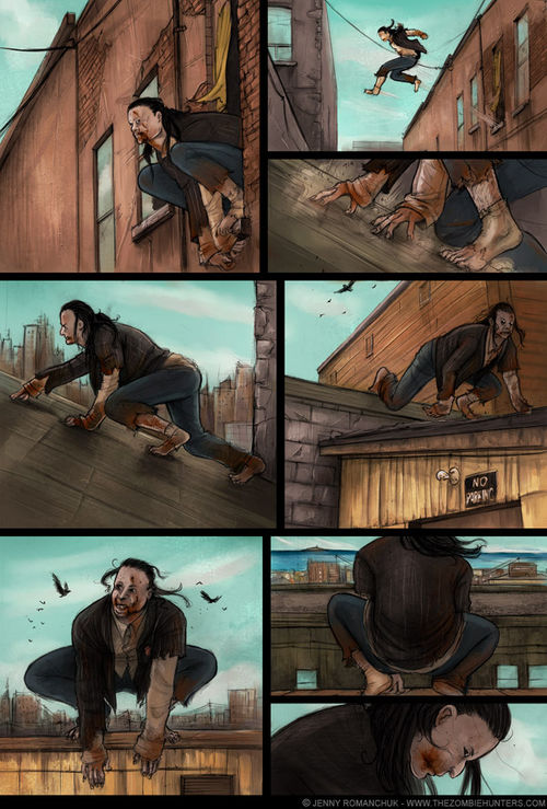 The zombie hunters - chapter 5 - page 131