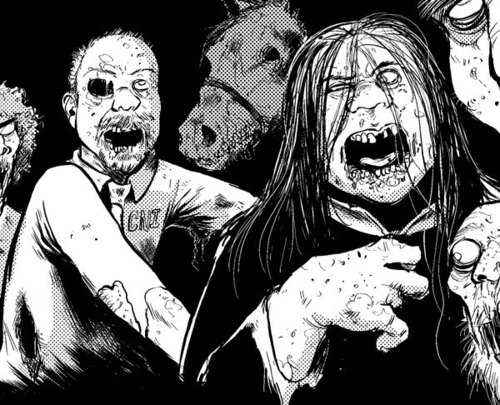 Zombie CNI